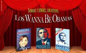 Los Wanna BeObamas